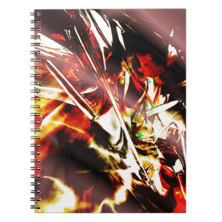 EPIC ABSTRACT d3s3 Note Books