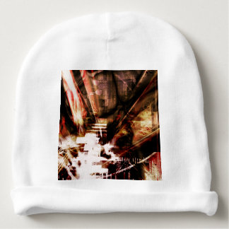 EPIC ABSTRACT d4s3 Baby Beanie