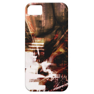EPIC ABSTRACT d4s3 Barely There iPhone 5 Case