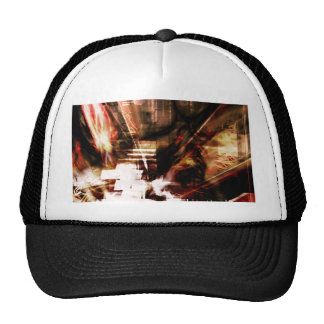 EPIC ABSTRACT d4s3 Cap