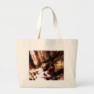 EPIC ABSTRACT d4s3 Large Tote Bag