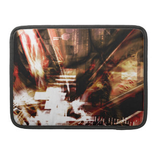 EPIC ABSTRACT d4s3 Sleeve For MacBooks
