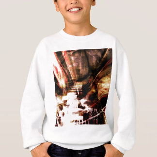 EPIC ABSTRACT d4s3 Sweatshirt