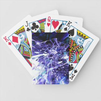 EPIC ABSTRACT d5s3 Bicycle Playing Cards