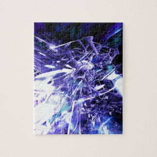 EPIC ABSTRACT d5s3 Jigsaw Puzzle