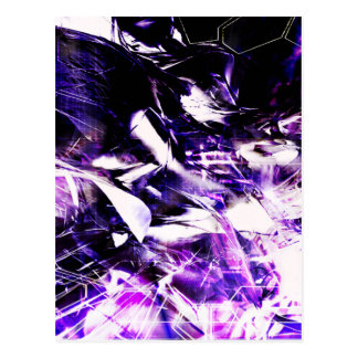 EPIC ABSTRACT d8s3 Postcard