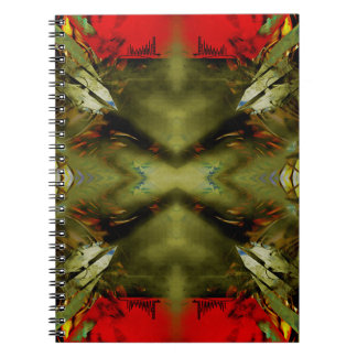 EPIC ABSTRACT ST1 TEN NOTE BOOKS