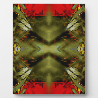 EPIC ABSTRACT ST1 TEN PLAQUE