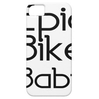 Epic Bike Baby iPhone 5 Cover