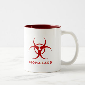 Epic Biohazard Coffee Mug