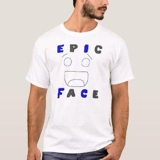 Epic Face Design Two T-Shirt