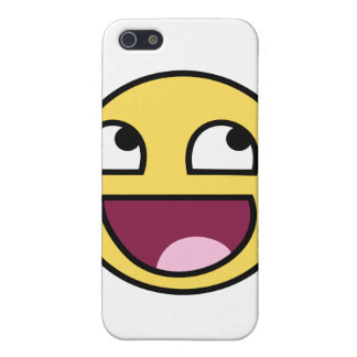 Epic face Iphone Skin iPhone 5 Case