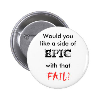 Epic Fail Button