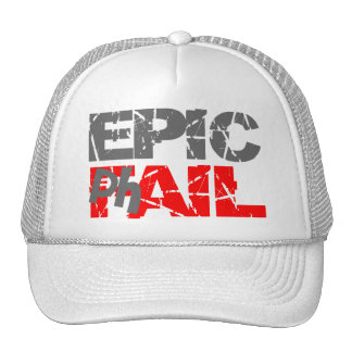 Epic Fail Hat