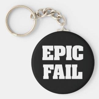 Epic Fail Key Chains