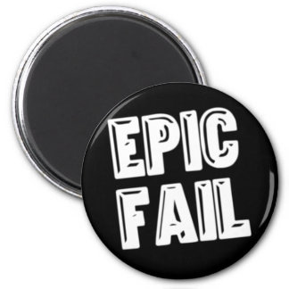 Epic Fail Refrigerator Magnets