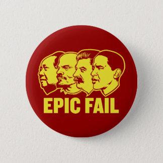 Epic Fail Obama Button