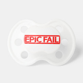 Epic Fail Stamp Dummy
