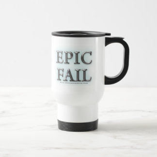 Epic Fail Travel Mug