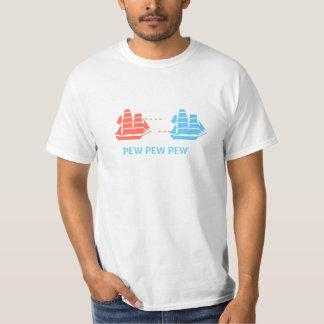 Epic Future Past Naval Battle T-Shirt