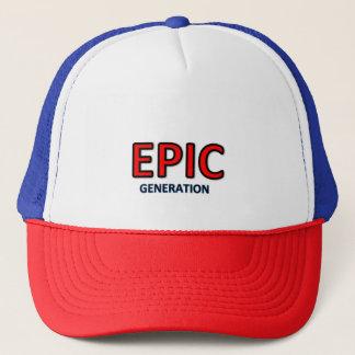 Epic generation cap logo