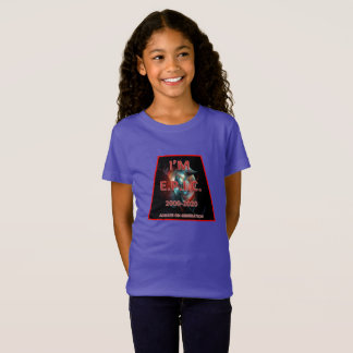 EPIC generation T-shirt for girls