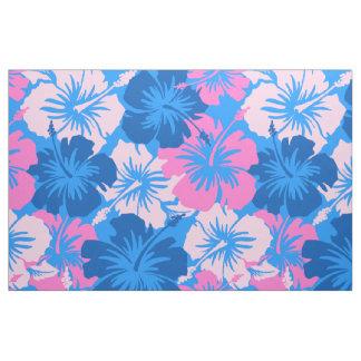 Epic Hibiscus Hawaiian Floral Aloha Shirt Print Fabric