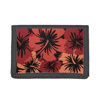 Epic Hibiscus Hawaiian Floral Wallets