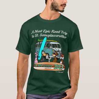 Epic Road Trip 2013 T-Shirt