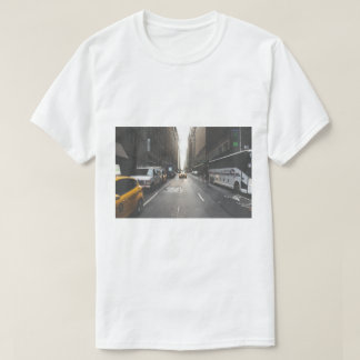 Epic shirt with a print of New York