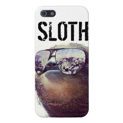 Epic Sloth iPhone 5 case