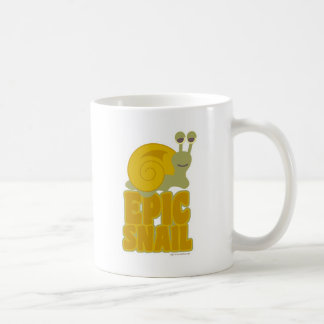 Epic Snail! Coffee Mug