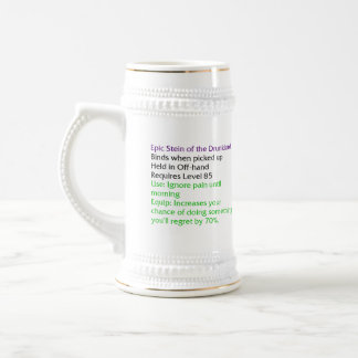 Epic Stein of the Drunklord (MMORPG item)