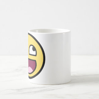 Epic Win Smilie Mug