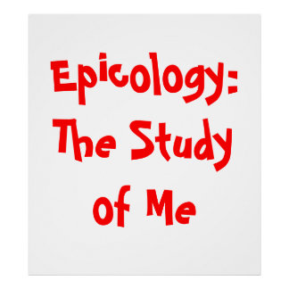 Epicology Poster