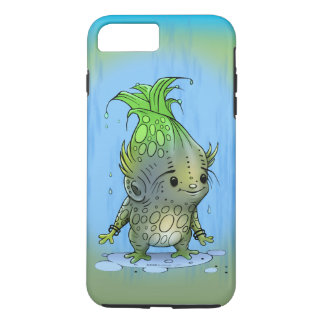 EPICORN  ALIEN CARTOON Apple iPhone 7 Plus TOUGH iPhone 8 Plus/7 Plus Case