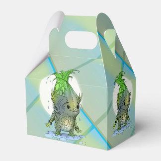 EPICORN ALIEN  CARTOON GABLE Favor Box