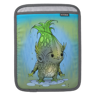 EPICORN ALIEN CARTOON iPad iPad Sleeves