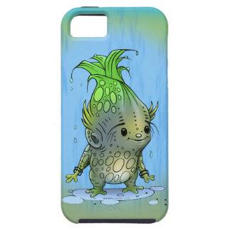 EPICORN  ALIEN CARTOON iPhone SE + iPhone 5/5S T iPhone 5 Cover