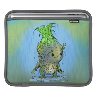 "EPICORN ALIEN CARTOON Macbook Air 11 "" H iPad Sleeves"