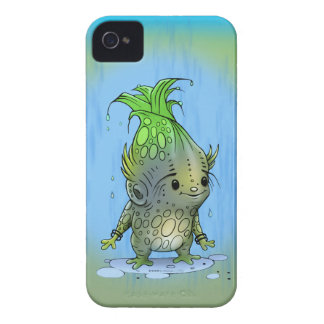 EPICORN CUTE ALIEN CARTOON iPhone 4 iPhone 4 Case-Mate Case