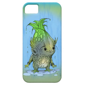 EPICORN CUTE ALIEN CARTOON iPhone SE + iPhone 5/5S iPhone 5 Case
