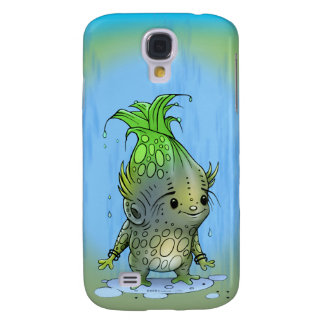 EPICORN CUTE ALIEN CARTOON Samsung Galaxy S4 Samsung Galaxy S4 Covers