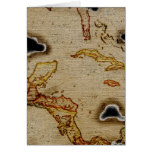 EpicTreasure Map #1 Greeting Cards