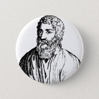 Epicurus 6 Cm Round Badge