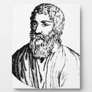 Epicurus Plaque