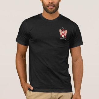 Epidermolysis Bullosa Awareness Ribbon Angel Shirt