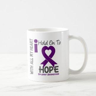 Epilepsy I Hold On To Hope Coffee Mug