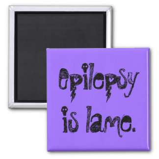 Epilepsy is lame. magnet