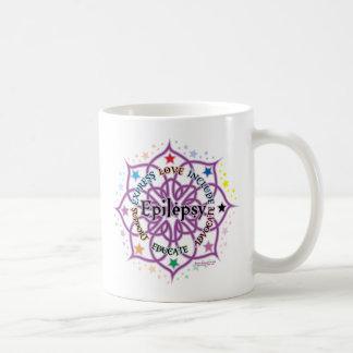 Epilepsy Lotus Coffee Mug